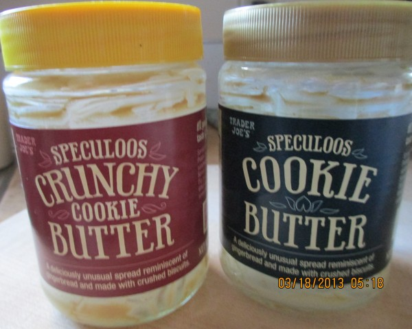 Let them eat cake! So I can have cookie butter!